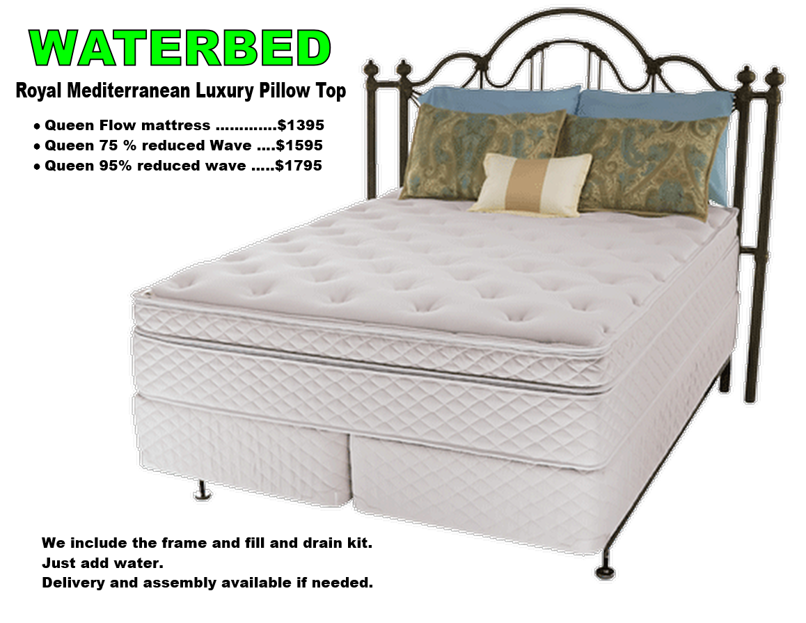 Waterbeds – FUTON STORE